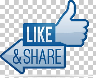 Facebook like button Share icon , facebook, like and share.