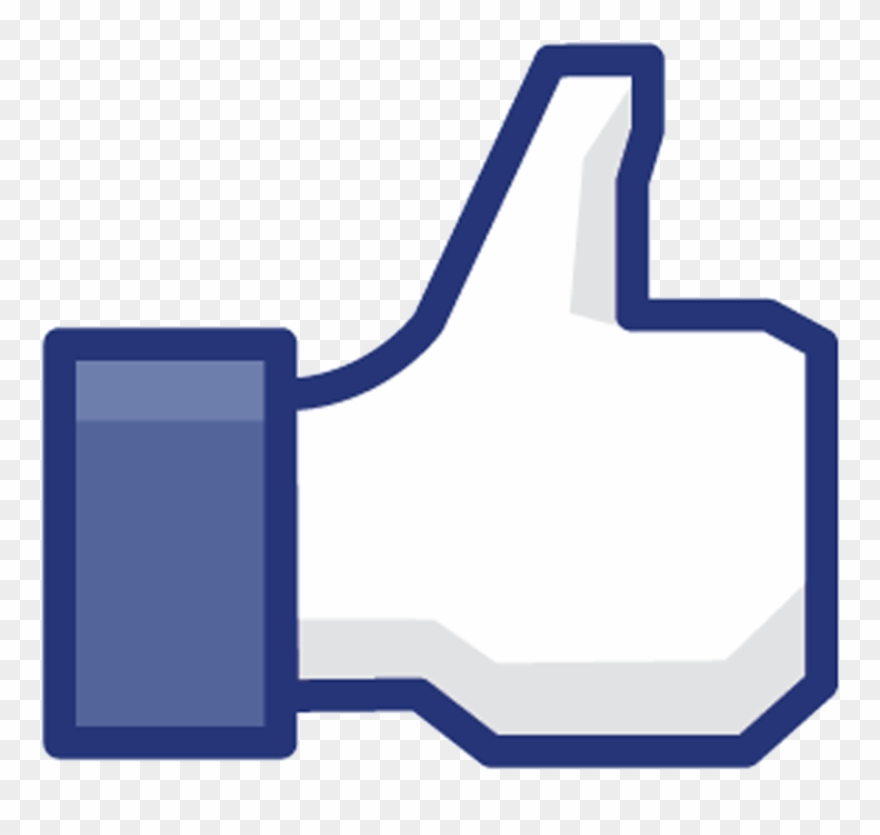 Download Facebook Like Button Clipart Facebook Like.