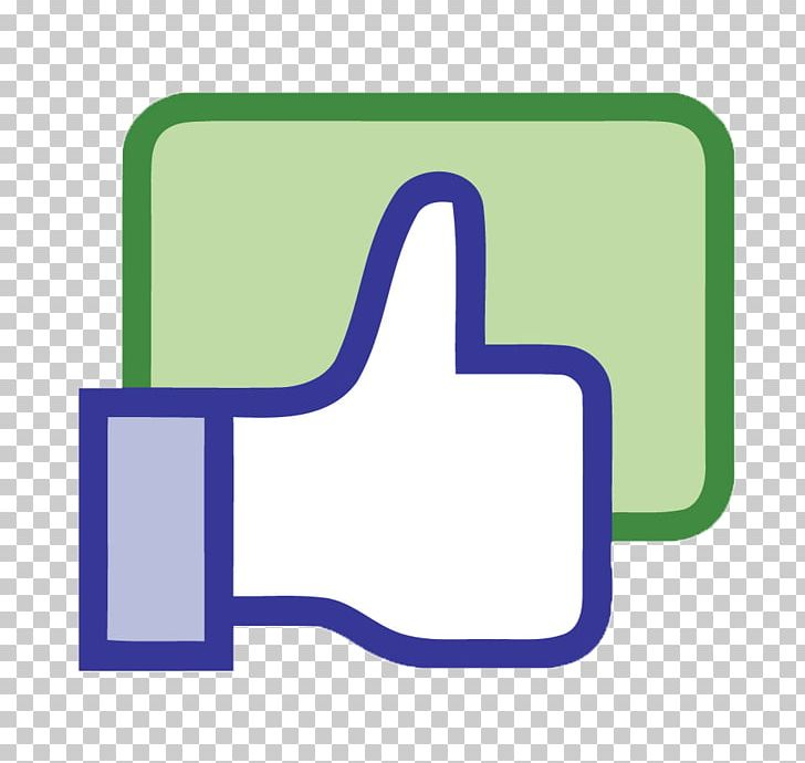 Facebook Like Button YouTube PNG, Clipart, Angle, Area, Blue.