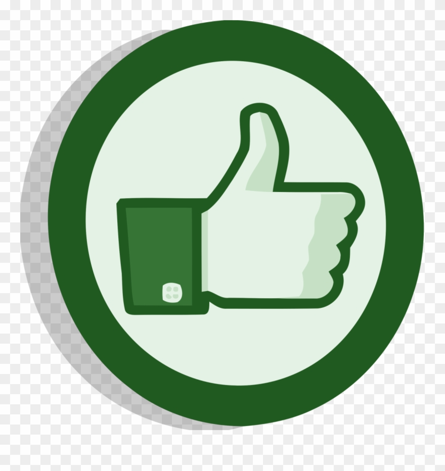 Download Like Png Clipart Social Media Like Button.