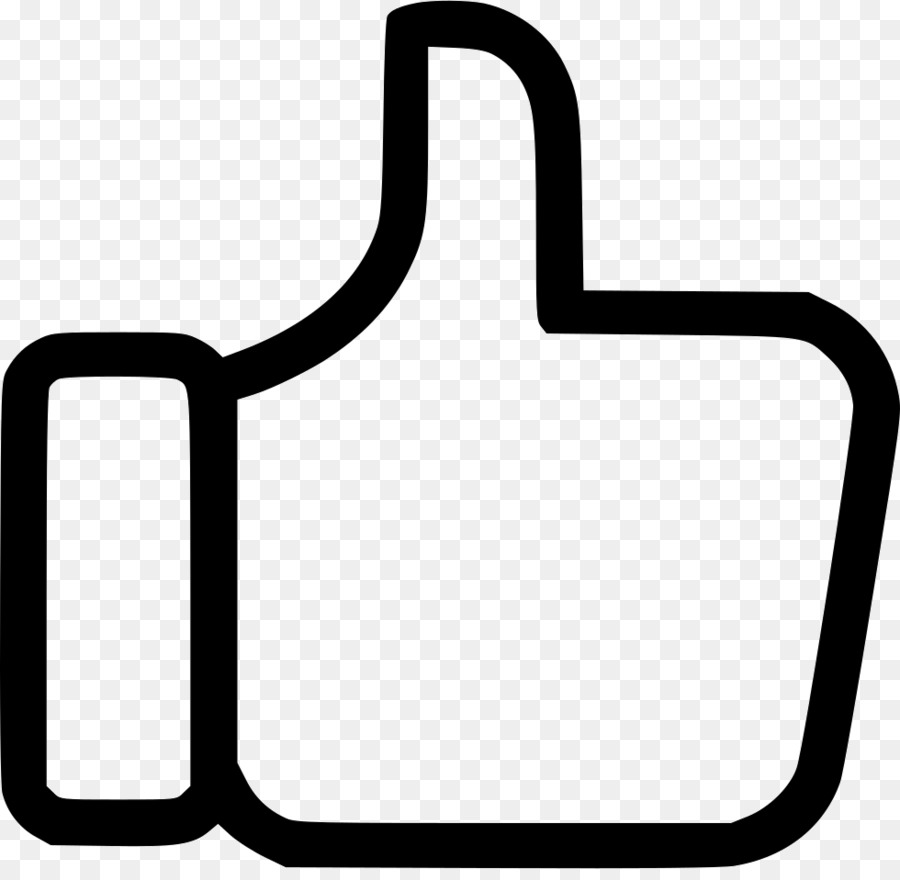 Facebook Thumb Up Icon Transparent Like Icon Png.