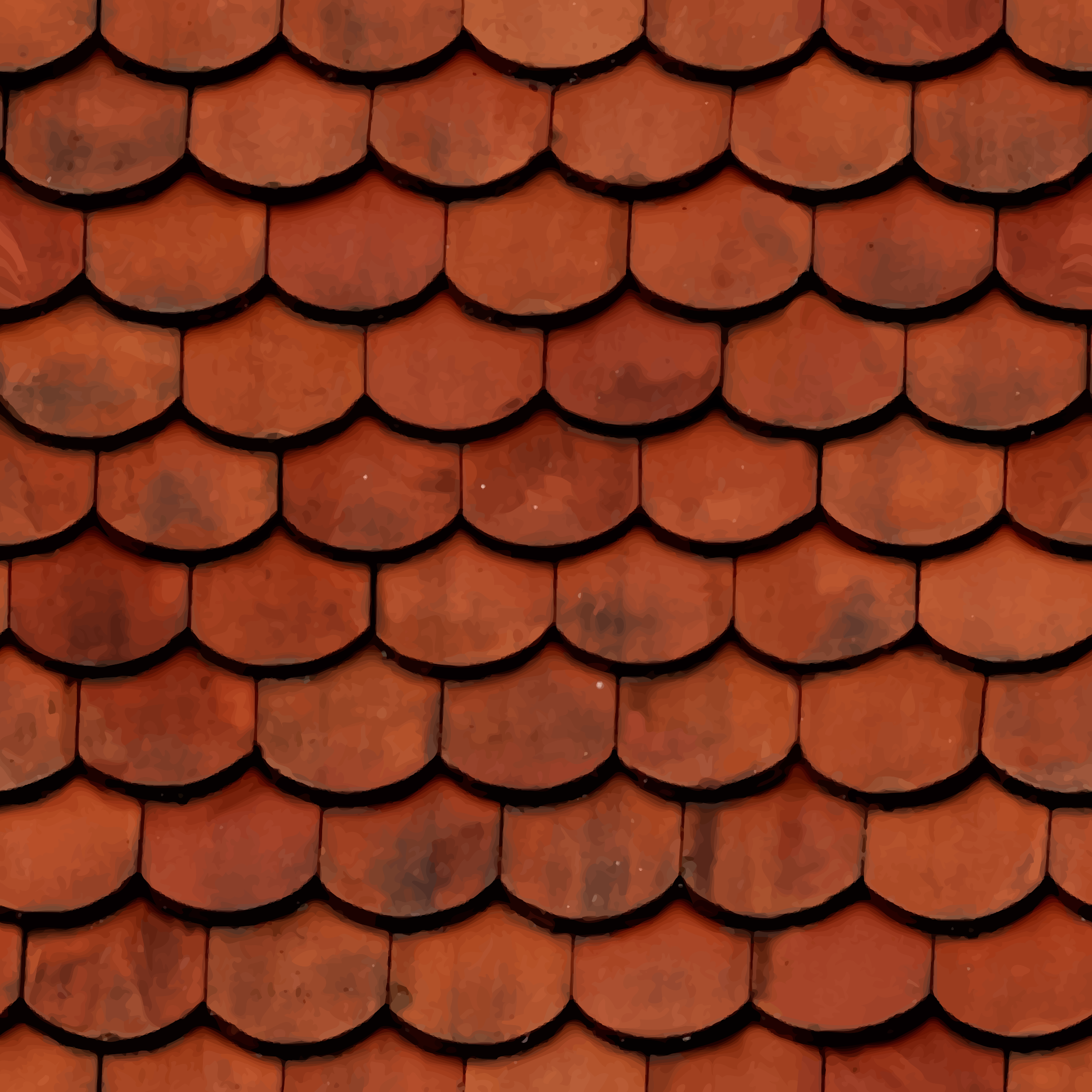 Roofing Tiles Clipart Clipground