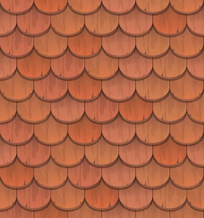 Roof tile clip art.