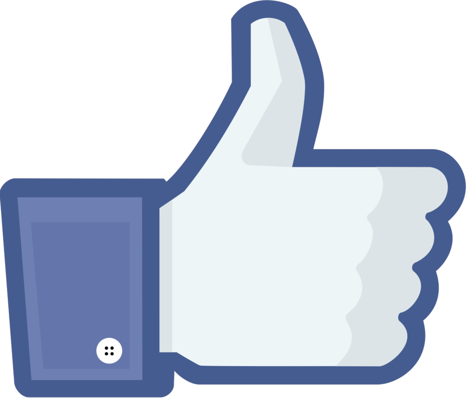 facebook logo like share png transparent background.
