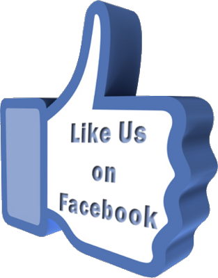 Like Us On Facebook Png Logo.