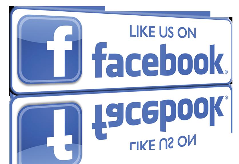 Like Us On Facebook Png Logo.