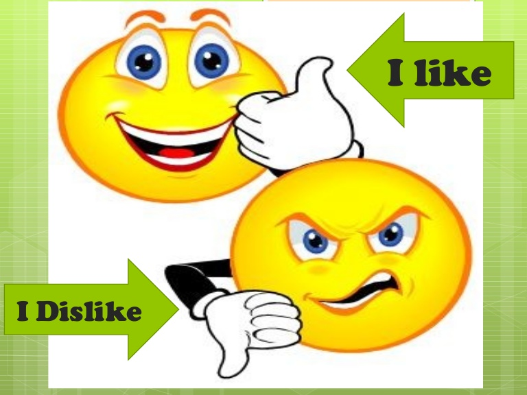 Basic English: Likes and Dislikes.