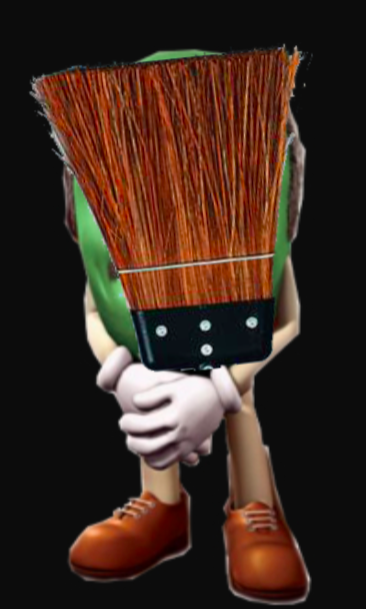 Lil Broomstick. Broomstick Lord : Bossfight.