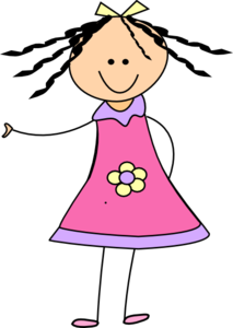 Little Girl Clip Art at Clker.com.
