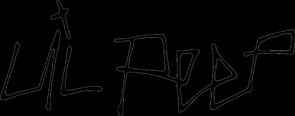 Lil Peep Logo Png , Transparent Cartoon.