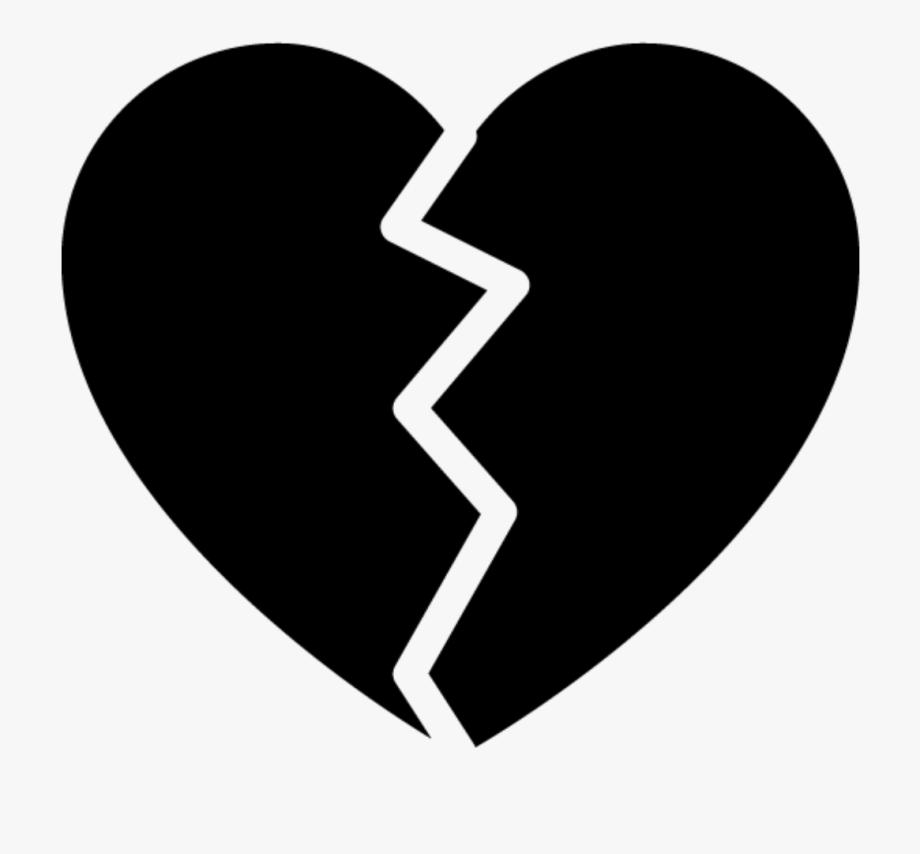 lil #peep #tatoo #broken #heart #black.
