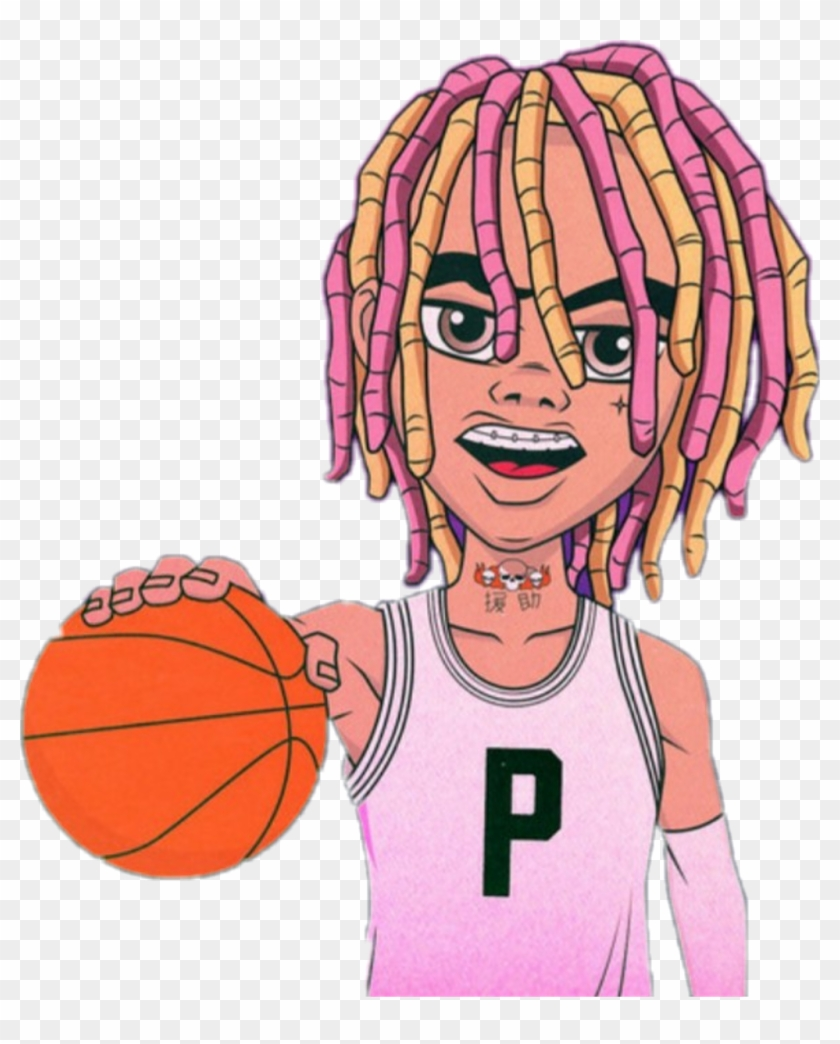 Lil Pump Png Lil Pump Guccigang Lilpump Sticker By.