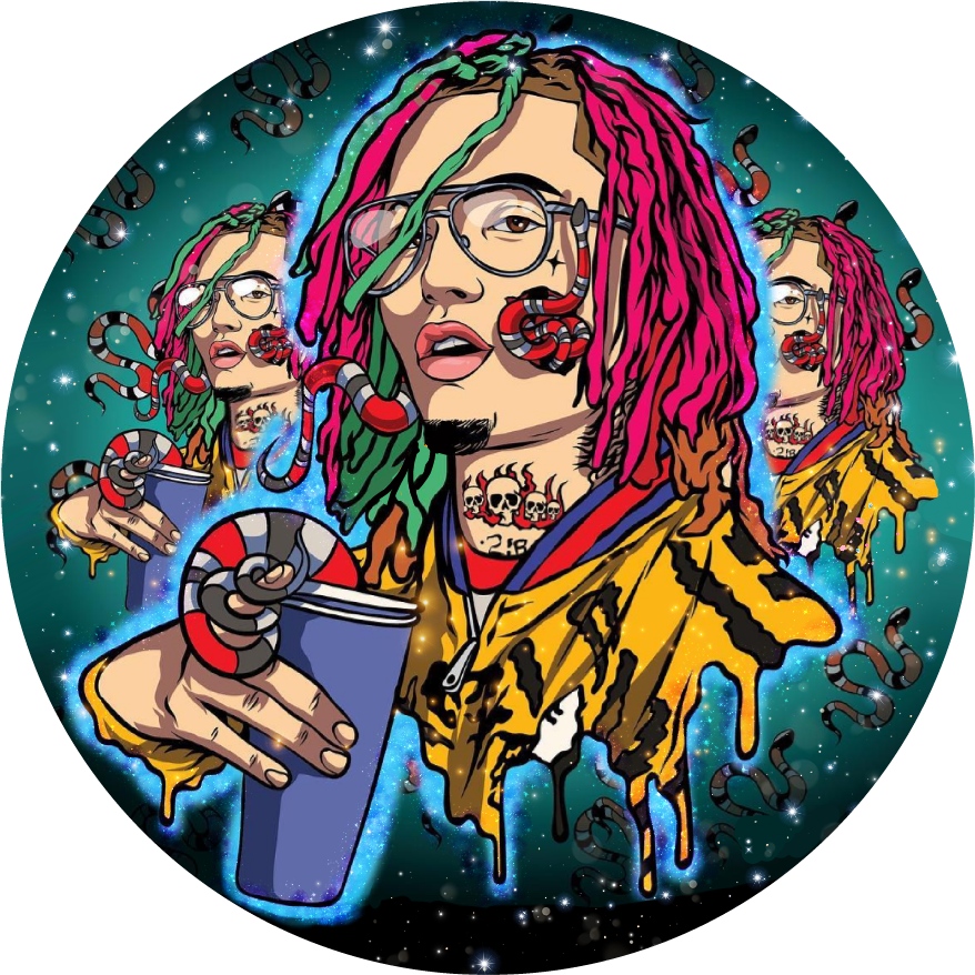 Cartoon lil pump clipart images gallery for free download.