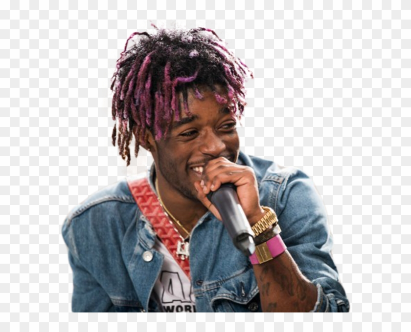 Lil Uzi Png With Transparent Background.