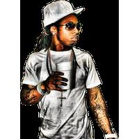 Download Lil Wayne Png Clipart HQ PNG Image.