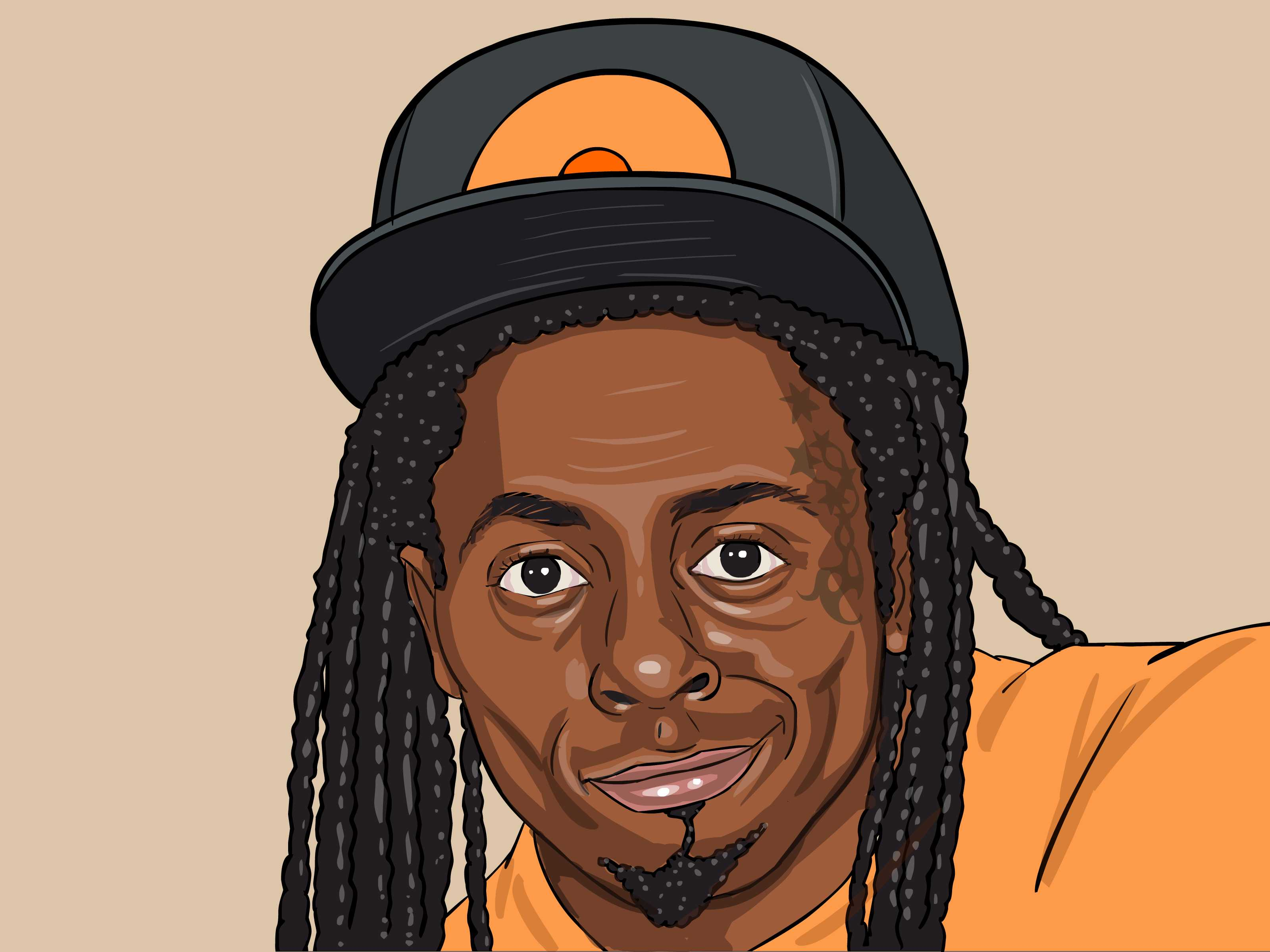 Lil Wayne Cartoon.