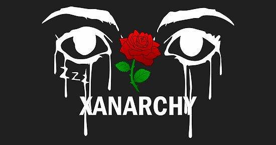 \'Lil Xan Artwork Xanarchy\' Poster by RapSentacion.
