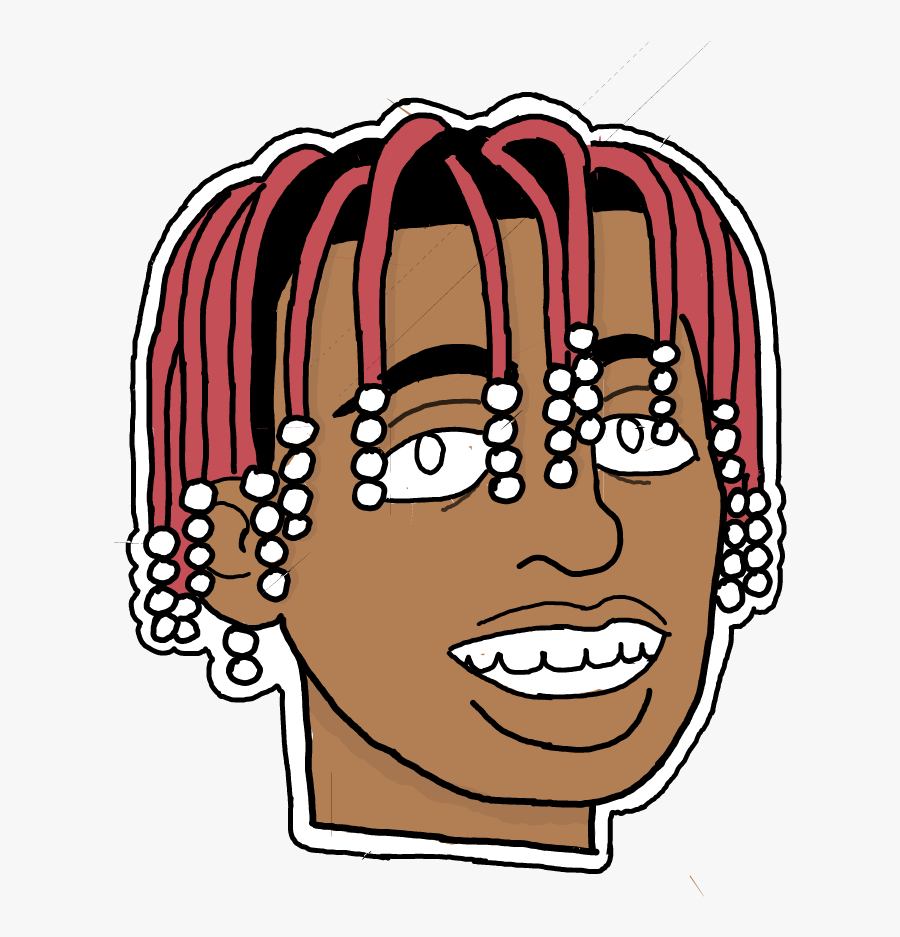 Lil Yachty Cartoon Drawing , Free Transparent Clipart.