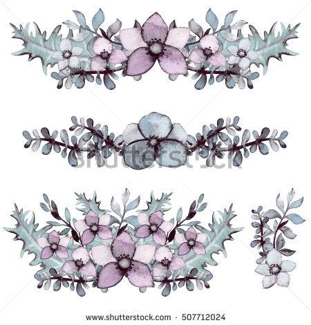Lilac Gray Stock Photos, Royalty.