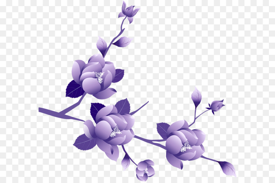 Flowers Clipart Background.