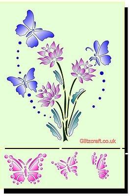 3D_Butterfly Spear Stencil.