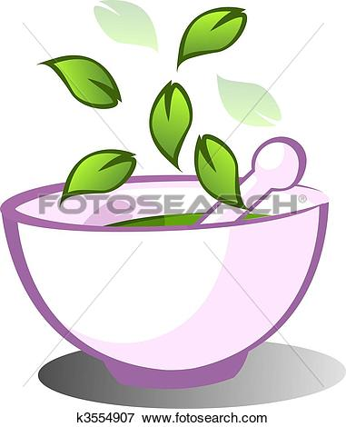 Stock Illustration of ayurvedic k3554907.
