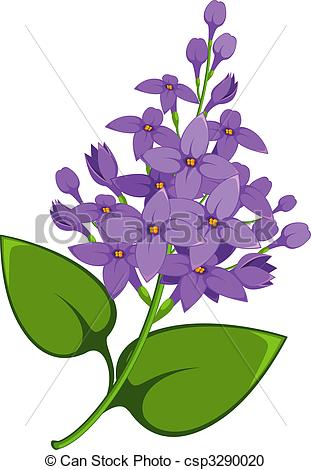 Lilac bush Stock Illustrations. 283 Lilac bush clip art images and.
