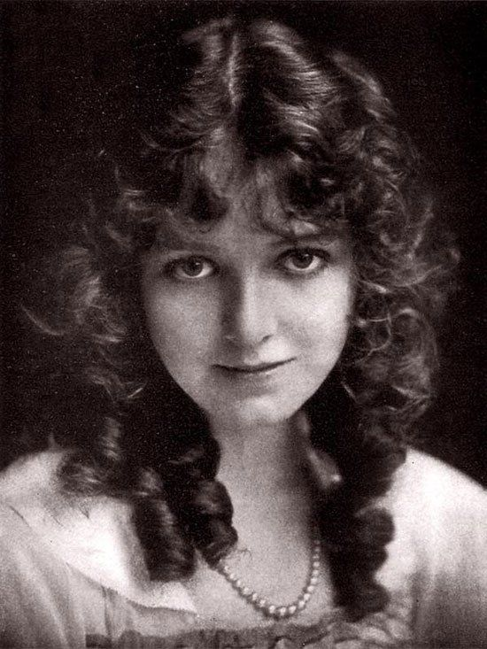 Vivian Martin played similar roles to Lillian Gish and made over.