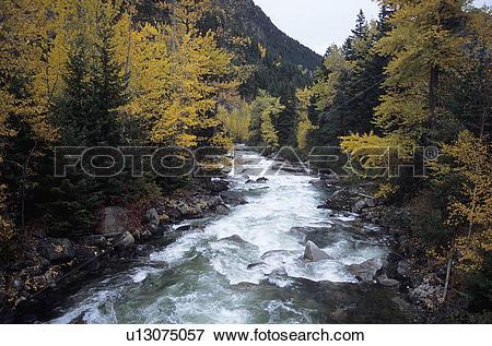 Picture of Cayoosh Creek, Lillooet, BC, Canada u13075057.