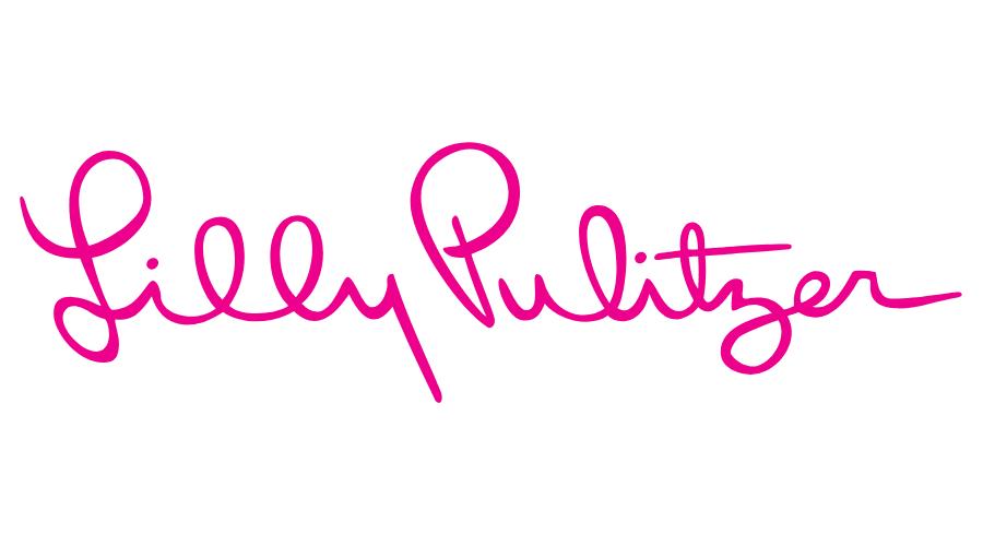 Lilly Pulitzer Logo Vector.