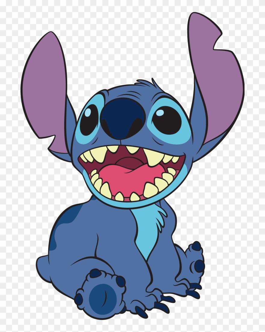 Disney Lilo & Stitch Character Key.