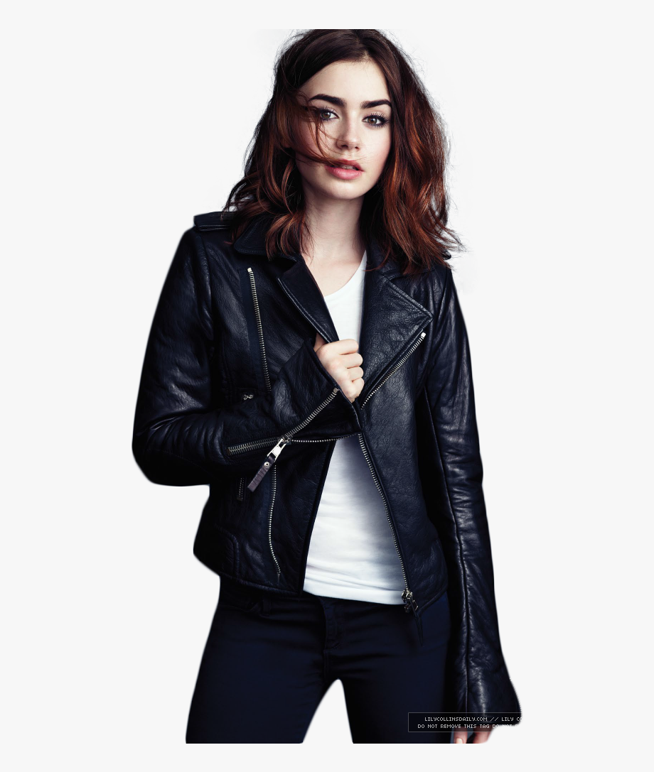 Lily Collins Hd Clipart.