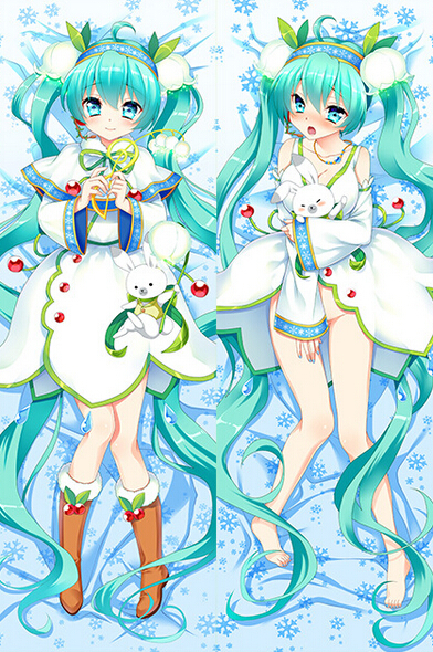 Aliexpress.com : Buy Japan Anime Snow Miku With Lily of the valley.