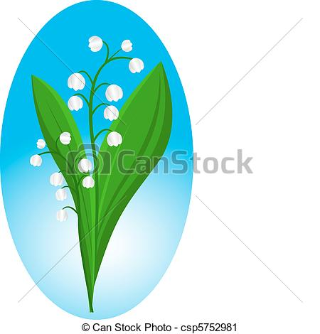 Lily valley Stock Illustrations. 686 Lily valley clip art images.