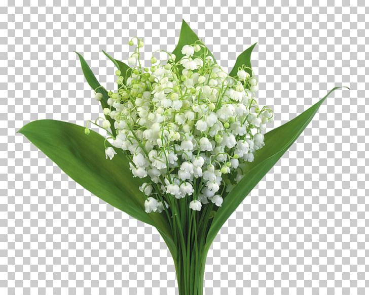 Flower Bouquet Birthday Lily Of The Valley Gift PNG, Clipart.
