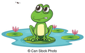 Lily pad Stock Illustrations. 199 Lily pad clip art images and.