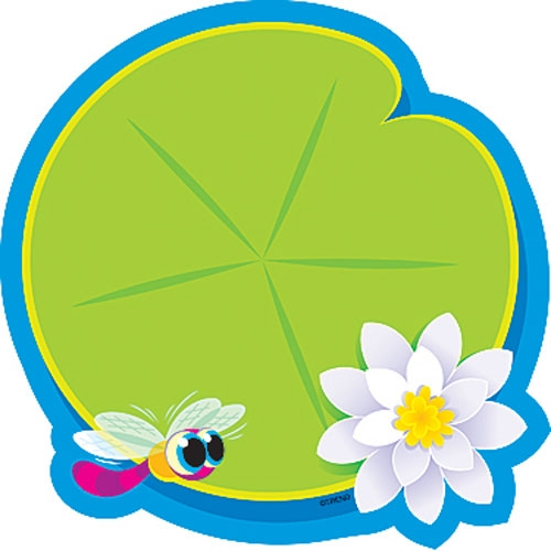 Cute Lily Pad Clipart.