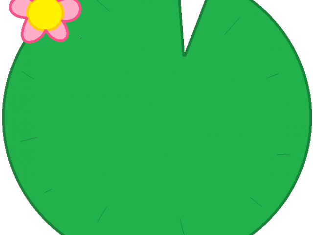 Lily Pad Clipart.