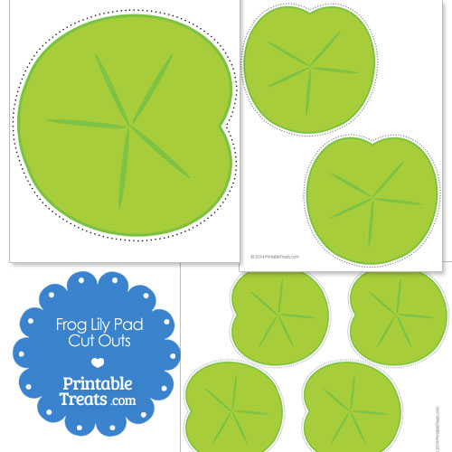 Lily pad clipart free.