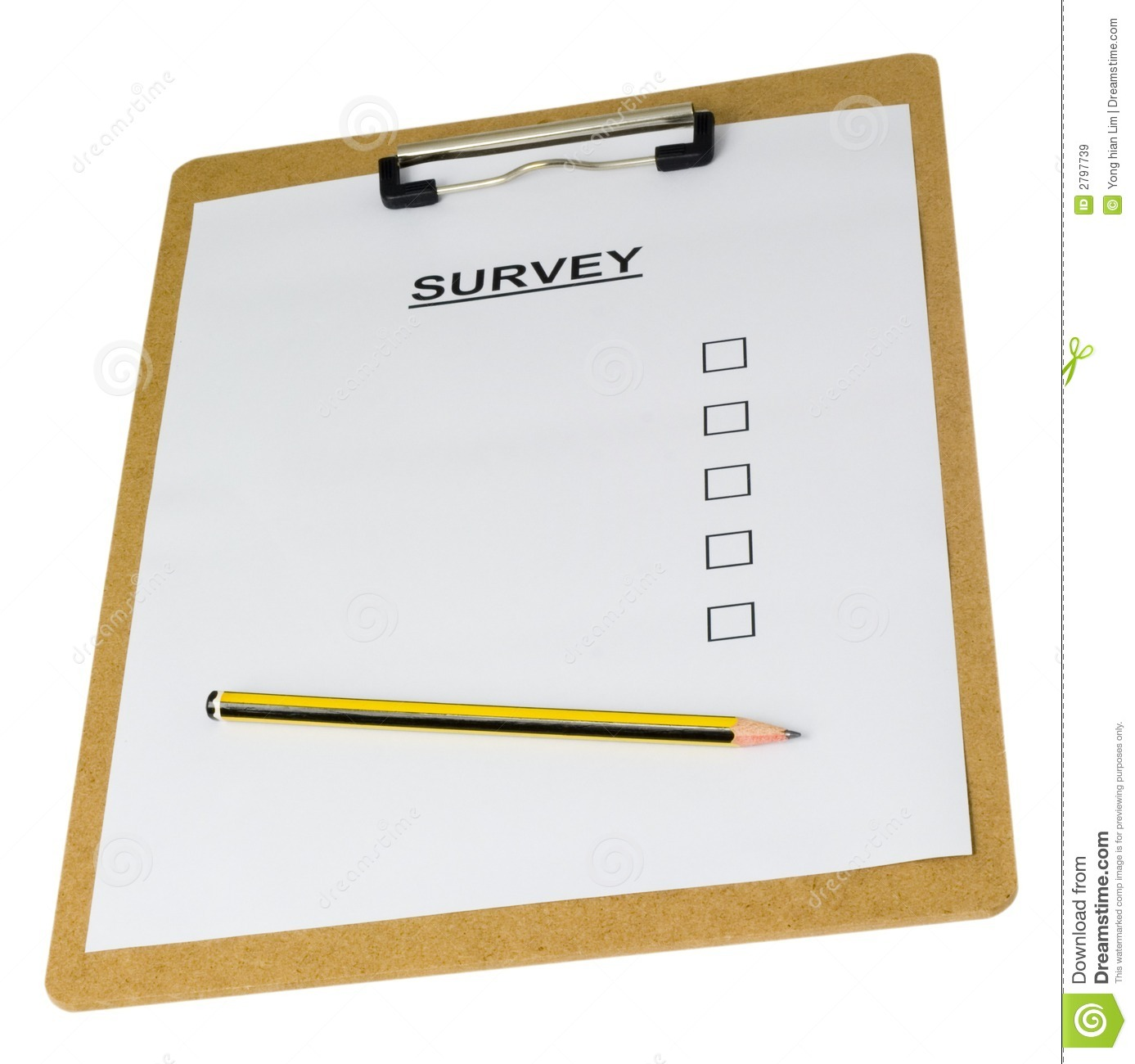 Survey Clipart Animated.