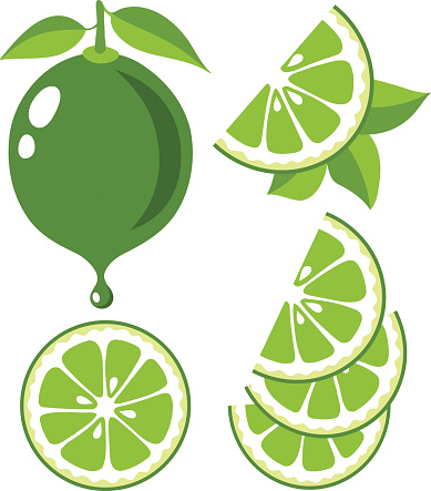 Lime Clip Art, Vector Images & Illustrations.