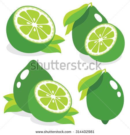 Lime Vector Stock Photos, Royalty.