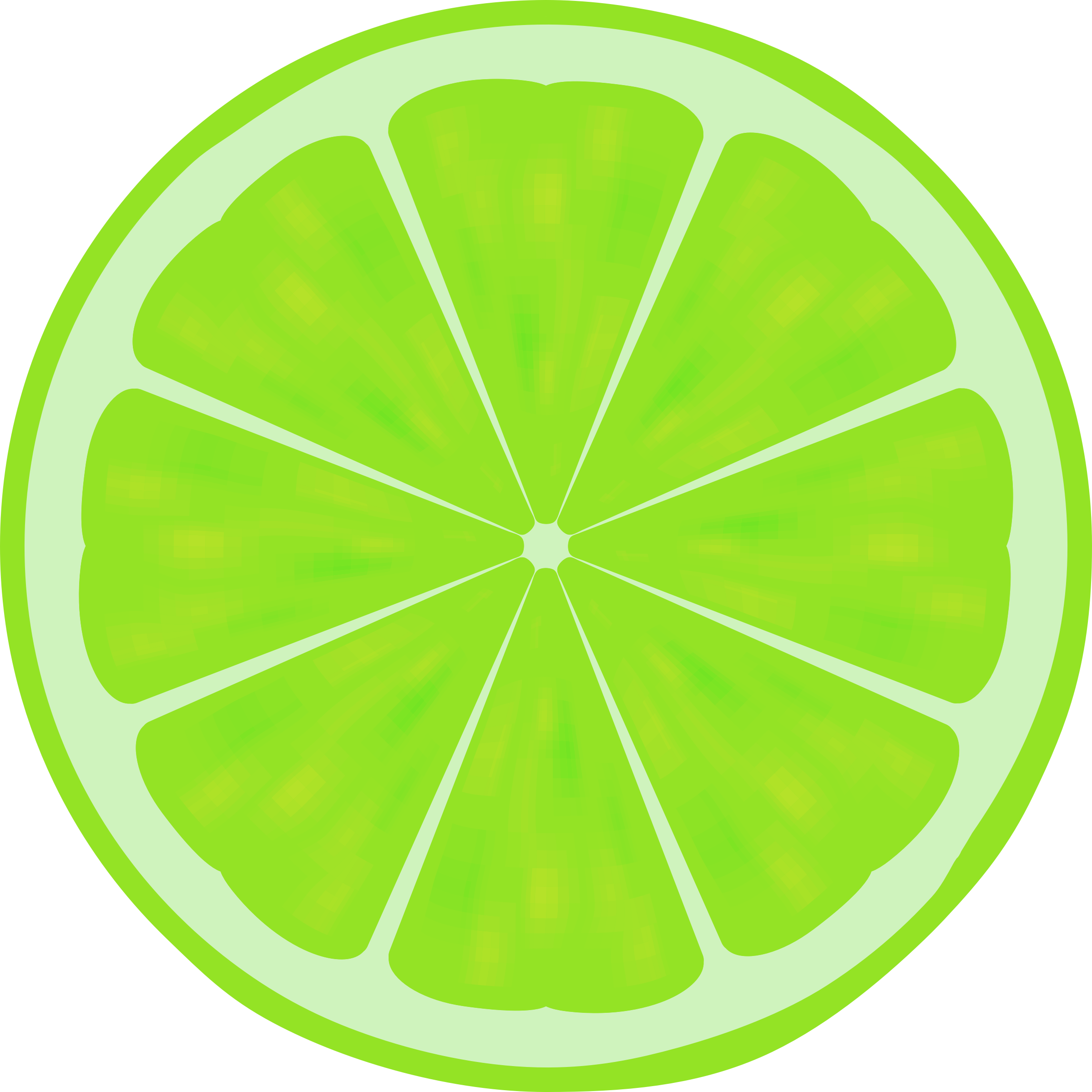 Lime clipart sliced, Lime sliced Transparent FREE for.