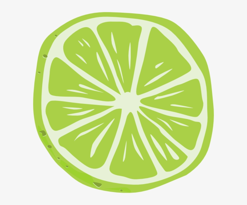 How To Set Use Lime Slice Clipart.