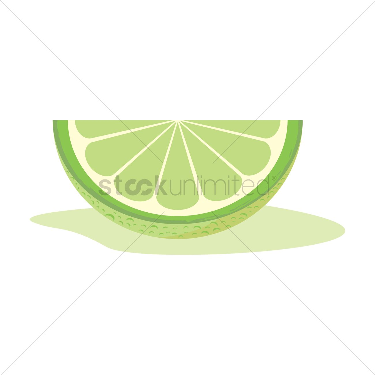 Lime wedge clipart 2 » Clipart Station.