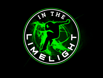 Limelight or In The Limelight logo design.