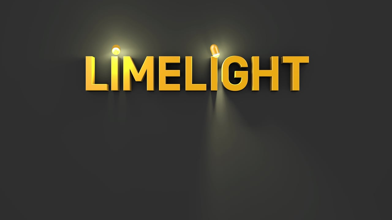 Limelight Logo Sequence on Vimeo.