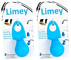Limey Tap Descaling Gadget for Lime Scale Removal, Blue: Amazon.co.