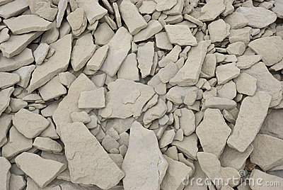 Limestone Rocks Royalty Free Stock Images.
