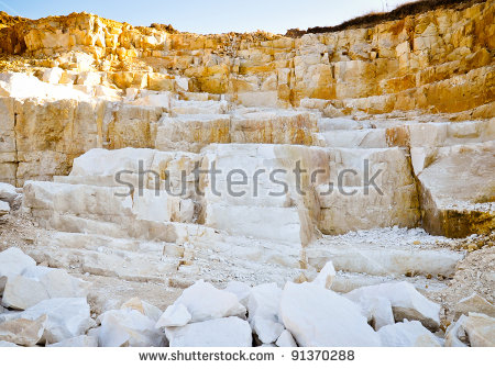 Limestone Quarry Stock Photos, Royalty.